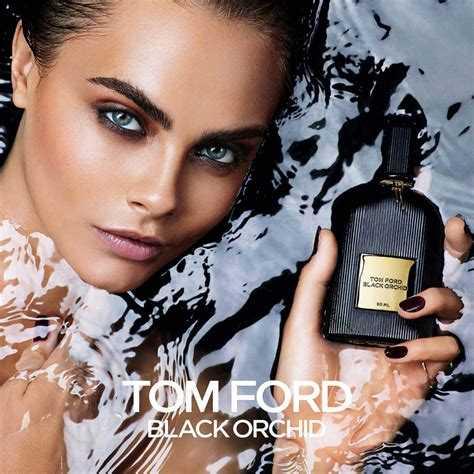 عطر خانواده تام فورد بلک ارکید Tom Ford Black Orchid