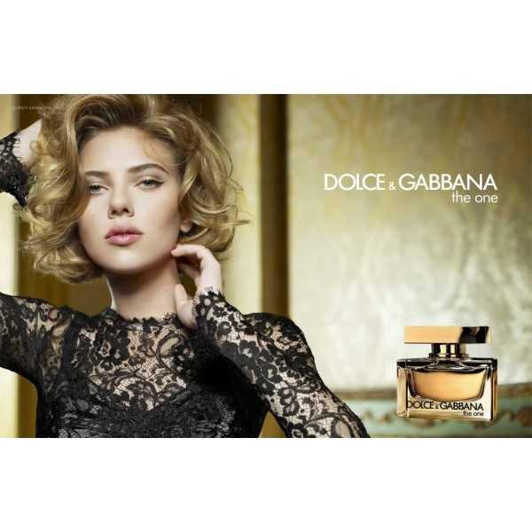 عطر زنانه دولچه و گابانا دِ وان Dolce & Gabbana The One