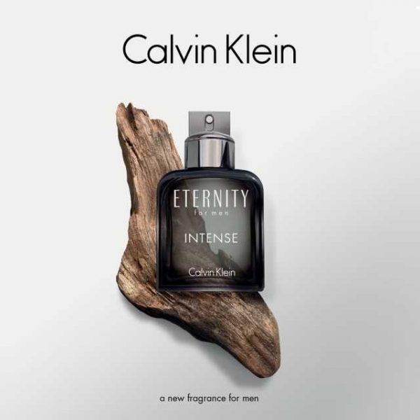 عطر مردانه کالوین کلاین اترنیتی اینتنس Calvin Klein Eternity Intense
