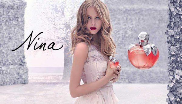 عطر زنانه نینا ریچی نینا مدل سیب Nina apple, Ninaricci