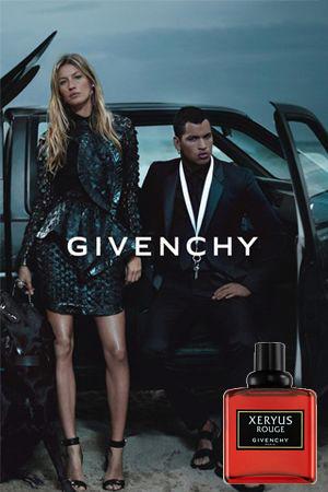 عطر مردانه ژیوانشی زریوس روژ Givenchy Xeryus Rouge