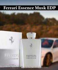 عطر مردانه فراری مدل اسنس ماسک  Ferrari, Essence Musk