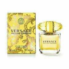 عطر زنانه ورساچه یلو دیاموند Versace Yellow Diamond, Intense
