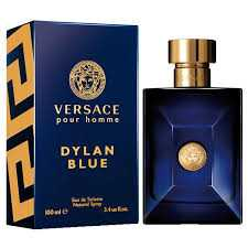 عطر مردانه ورساچه دایلان بلو Versace Dylan Blue