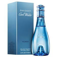 عطر زنانه کول واتر از برند دیویدوف DAVIDOFF, Cool Water