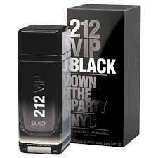عطر مردانه 212  Carolina Herrera 212 Vip, black