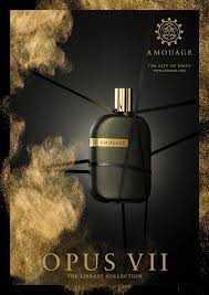 عطر زنانه و مردانه آمواج اوپوس شماره7،  Amouage Opus 7